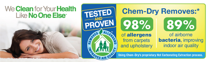 We Clean for Health with allergy icon2